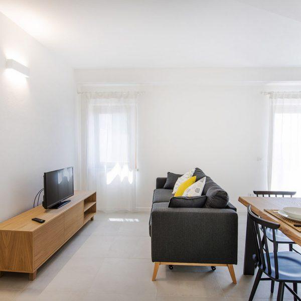Appartamento Moraiolo - Sala - Agritur GaiaSofia - Holiday Apartments - Lago di Garda
