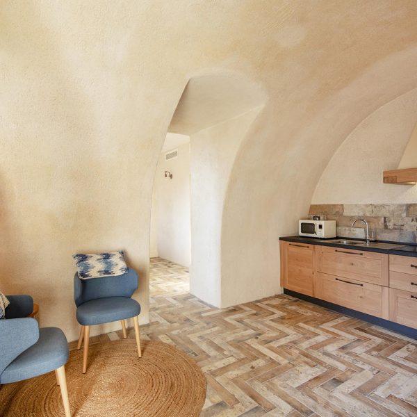 Grignan - holidays apartment - Agriturismo GaiaSofia - cucina
