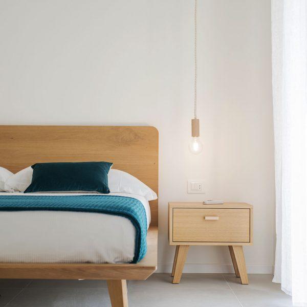 Pendolino - Camera da letto - Apartment - Agriturismo GaiaSofia.jpg