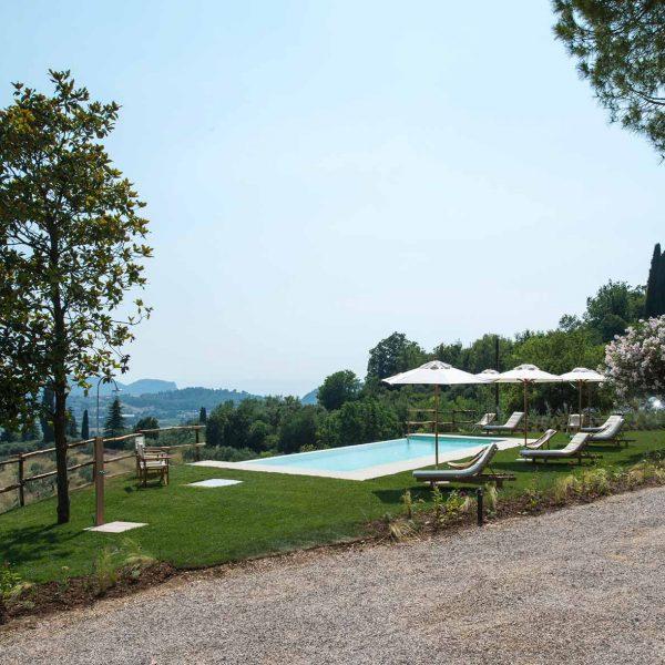 Pendolino - camera con vista - Holiday Apartment - Agriturismo GaiaSofia